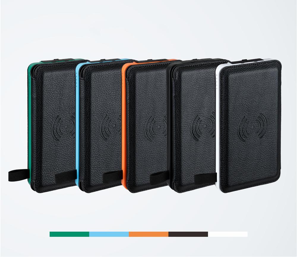 Внешний аккумулятор с солнечной панелью Power Bank 10000 мАч 20000 мАч 12 - Внешний аккумулятор с солнечной панелью Power Bank 10000 мАч/ 20000 мАч, 4/6/8 Вт, 2x USB