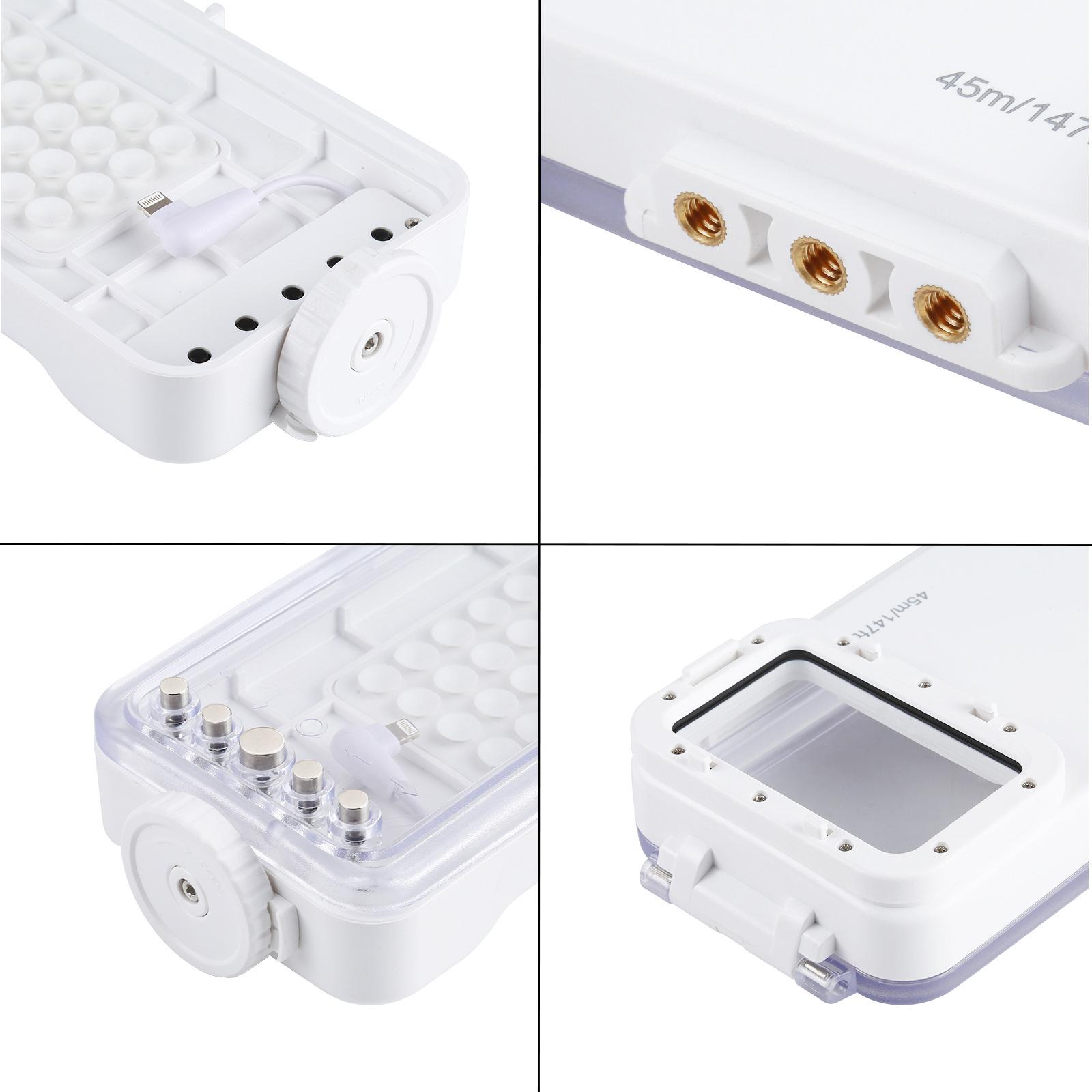 чехол для iPhone с iOS13.0 и выше от PULUZ 6 - Водонепроницаемый чехол для iPhone (с iOS13.0 и выше) от PULUZ, универсальный чехол для iPhone