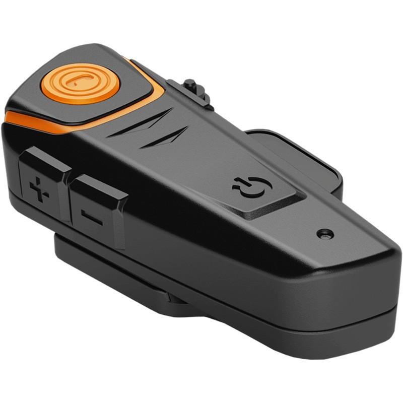 Мотогарнитура BT S2 Intercom 06 - Мотогарнитура BT-S2 Intercom - до 1000 м внутренняя связь, Bluetooth, FM радио, поддержка GPS, 450 мАч аккумулятор