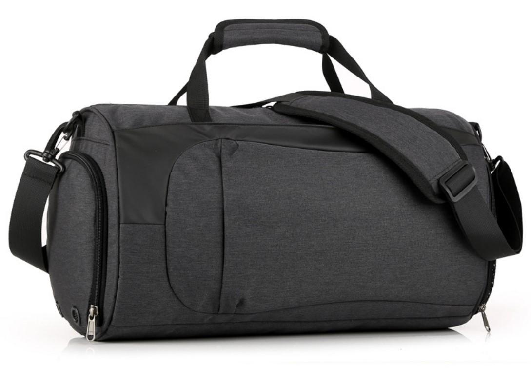 Спортивная водонепроницаемая сумка для плавания с раздельным хранением 01 - Спортивная водонепроницаемая сумка для плавания с раздельным хранением сухого и мокрого