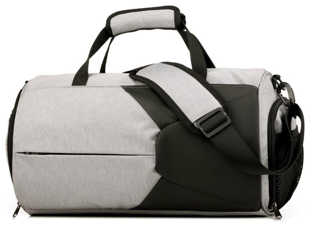 Спортивная водонепроницаемая сумка для плавания с раздельным хранением 04 - Спортивная водонепроницаемая сумка для плавания с раздельным хранением сухого и мокрого