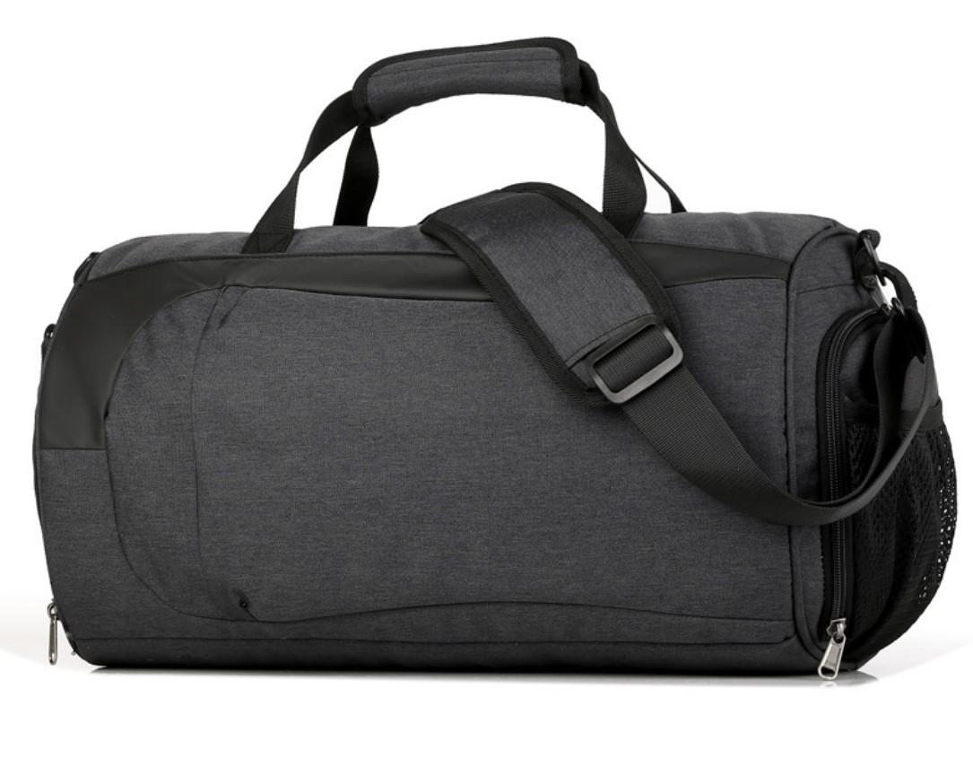 Спортивная водонепроницаемая сумка для плавания с раздельным хранением 06 - Спортивная водонепроницаемая сумка для плавания с раздельным хранением сухого и мокрого