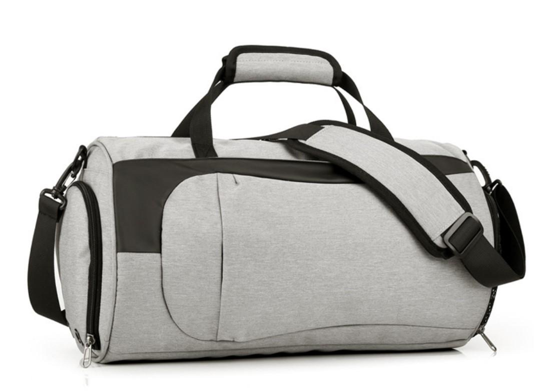 Спортивная водонепроницаемая сумка для плавания с раздельным хранением 35 - Спортивная водонепроницаемая сумка для плавания с раздельным хранением сухого и мокрого