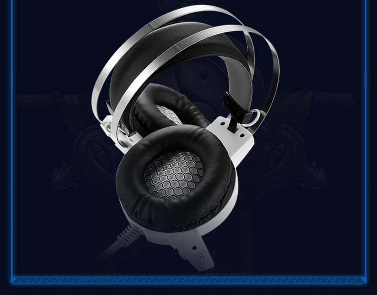 3543452943 1905338215 - Бюджетные игровые наушники X8S с микрофоном и подсветкой (Замена на игровые наушники Cosonic CD-618)