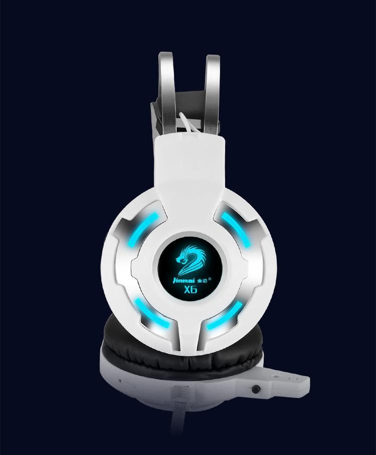 3543458626 1905338215 - Бюджетные игровые наушники X8S с микрофоном и подсветкой (Замена на игровые наушники Cosonic CD-618)