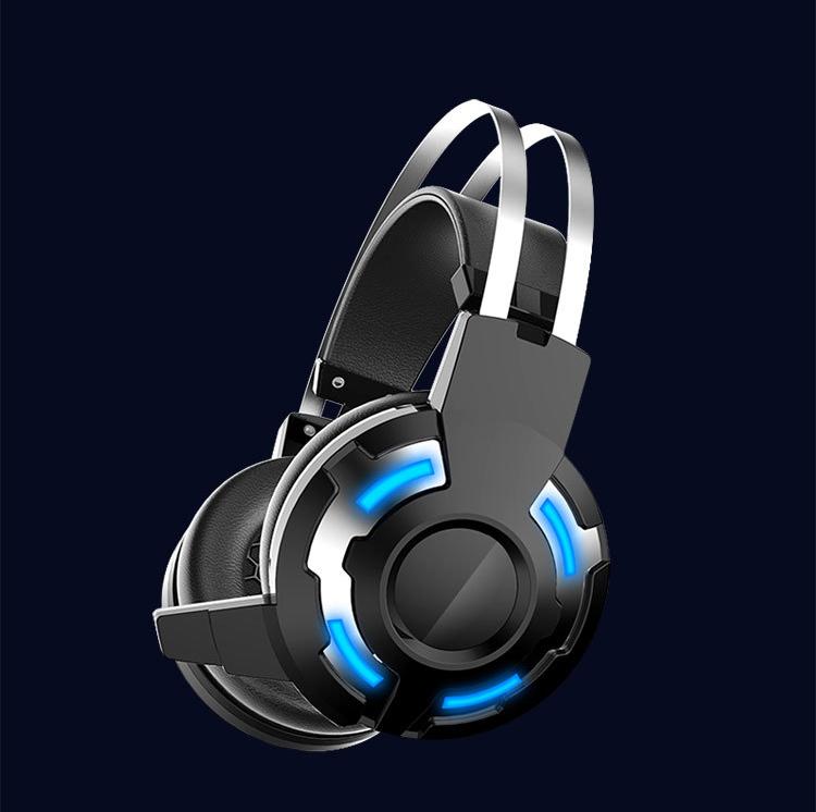3543461090 1905338215 - Бюджетные игровые наушники X8S с микрофоном и подсветкой (Замена на игровые наушники Cosonic CD-618)