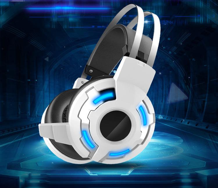 3544756557 1905338215 - Бюджетные игровые наушники X8S с микрофоном и подсветкой (Замена на игровые наушники Cosonic CD-618)