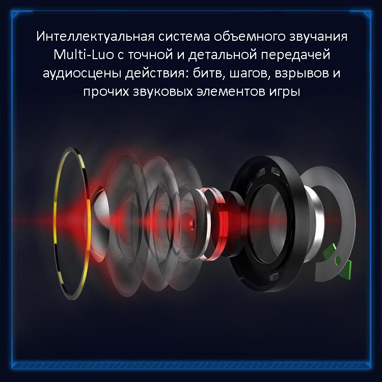 3545100058 1905338215 - Бюджетные игровые наушники X8S с микрофоном и подсветкой (Замена на игровые наушники Cosonic CD-618)