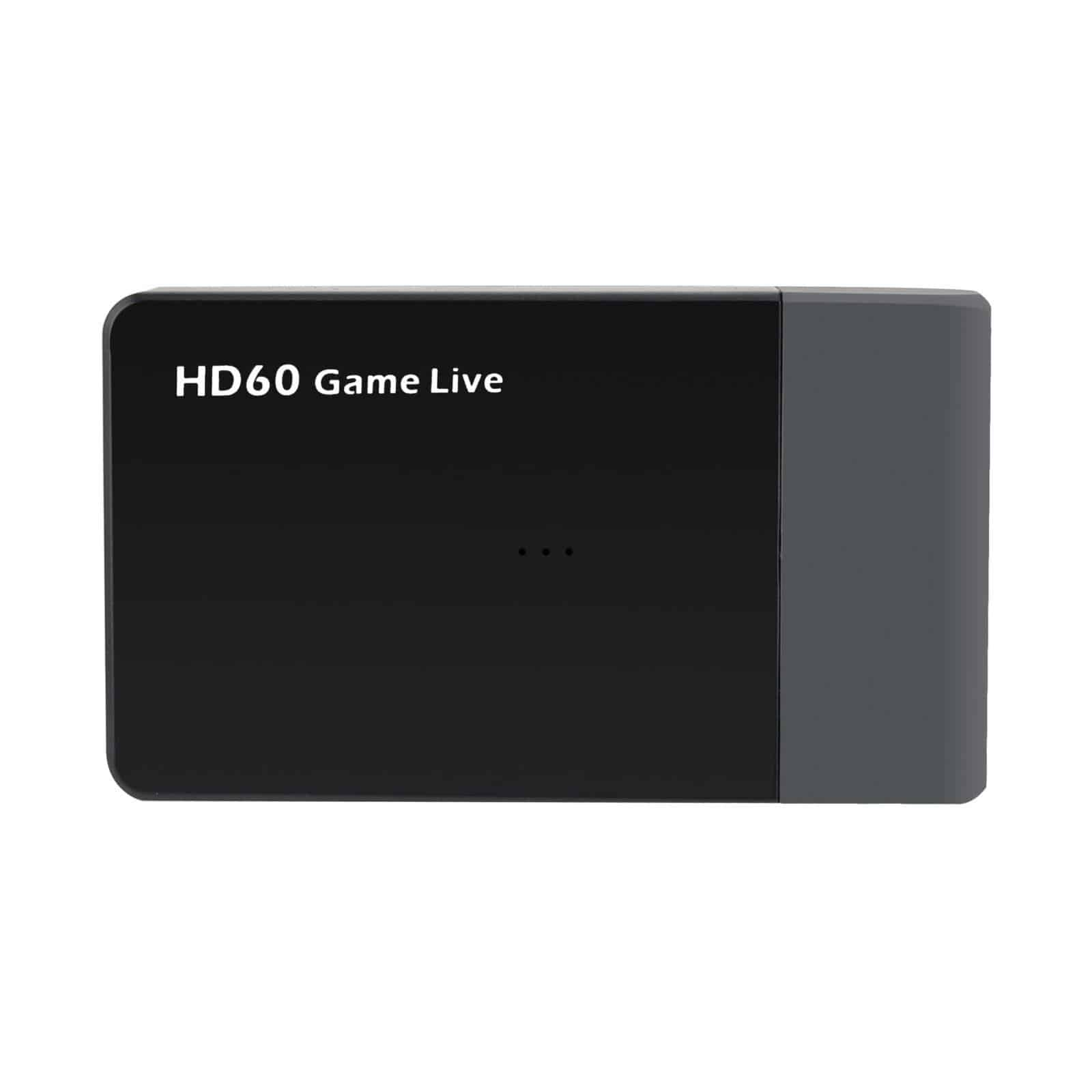 9031162802 869224906 1 - Внешнее устройство видеозахвата (цифровой видеорекордер) Ezcap 261M HD60: запись видео 1080р 60 FPS, USB 3.0, оцифровка видеокассет
