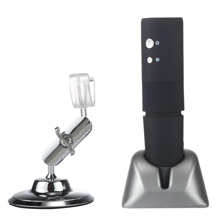 cifrovoj usb mikroskop 50x1000x s podstavkoj 04 - Цифровой USB-микроскоп 50X~1000X с подставкой: HD 1920х1080, Wi-Fi, встроенная батарея