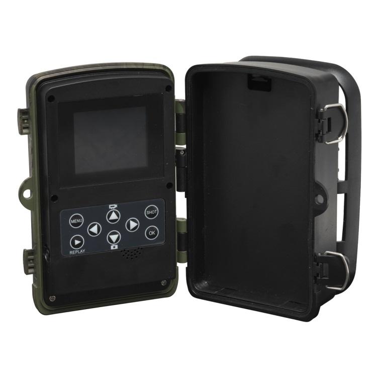 fotolovushka ohotnichja kamera suntek hc 800a 03 - Фотоловушка, охотничья камера Suntek HC-800A - 1080р, 8 Мп CMOS, IP56, определение движения, ночная съемка