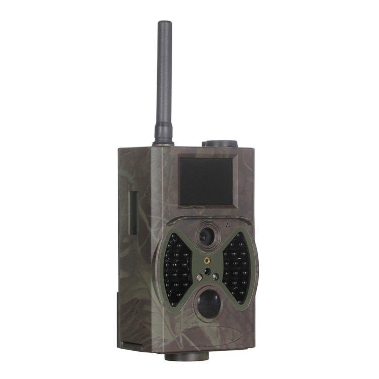 Охотничья камера Photocatcher | фотоловушка HC300M – видео 1080p, 2 ИК-датчика движения, ночное видение, слежение через MMS