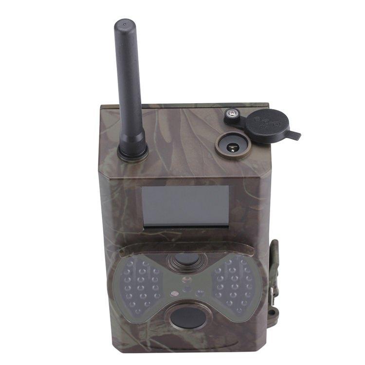 Охотничья камера Photocatcher | фотоловушка HC300M – видео 1080p, 2 ИК-датчика движения, ночное видение, слежение через MMS 218392