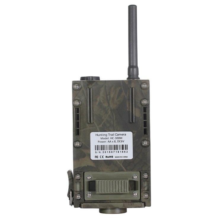 Охотничья камера Photocatcher | фотоловушка HC300M – видео 1080p, 2 ИК-датчика движения, ночное видение, слежение через MMS 218393