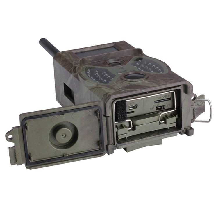 Охотничья камера Photocatcher | фотоловушка HC300M – видео 1080p, 2 ИК-датчика движения, ночное видение, слежение через MMS 218395