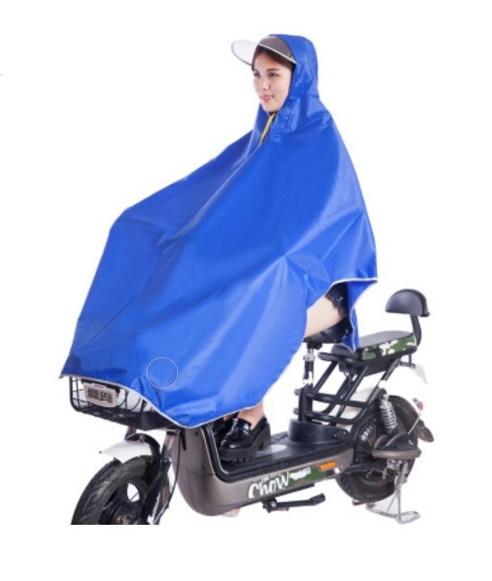 plashh dozhdevik dlja katanija na velosipede 03 - Плащ-дождевик для велосипеда: водонепроницаемая ткань Оксфорд