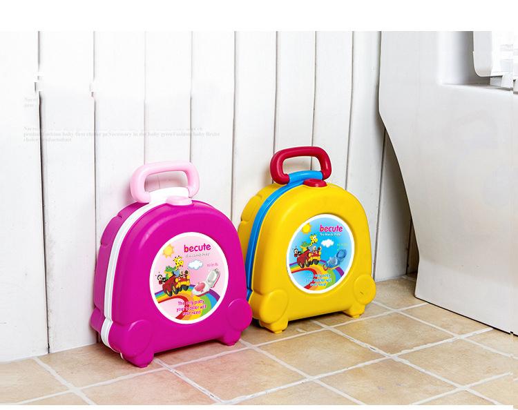 portativnyj dorozhnyj gorshok my carry potty 06 - Портативный дорожный горшок My Carry Potty Becute