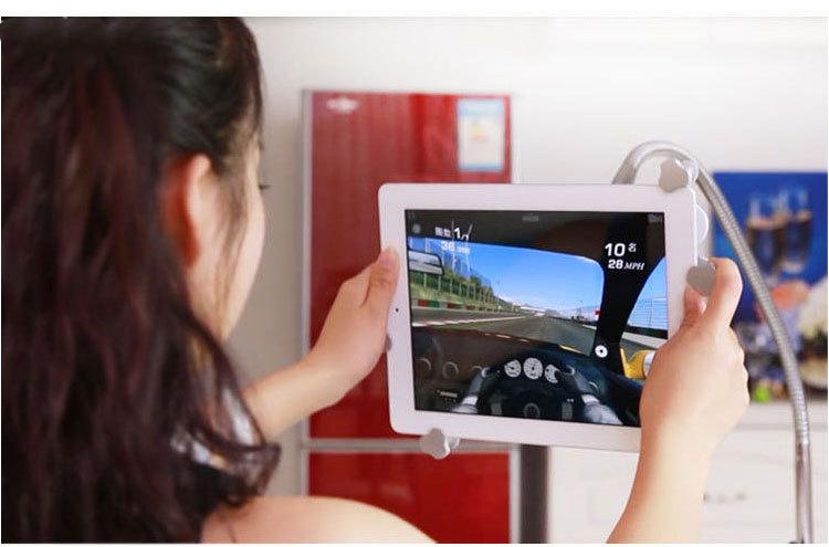 universalnyj gibkij derzhatel dlja smartfona plansheta lazypro 09 - Универсальный гибкий держатель для смартфона, планшета LazyPro (настольный, прикроватный)