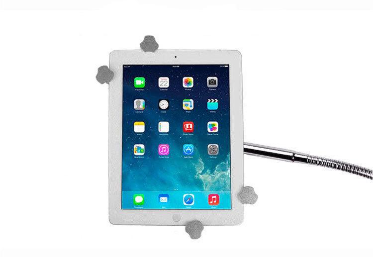universalnyj gibkij derzhatel dlja smartfona plansheta lazypro 12 - Универсальный гибкий держатель для смартфона, планшета LazyPro (настольный, прикроватный)