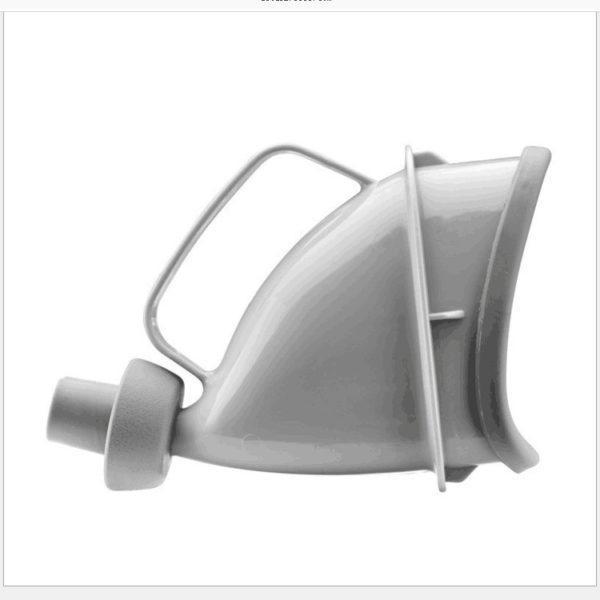 4298145156 2038573524 - Портативный дорожный писсуар (туалет-лейка) для мужчин и женщин UniRina: многоразовый, прикручивается к бутылке, с держателем