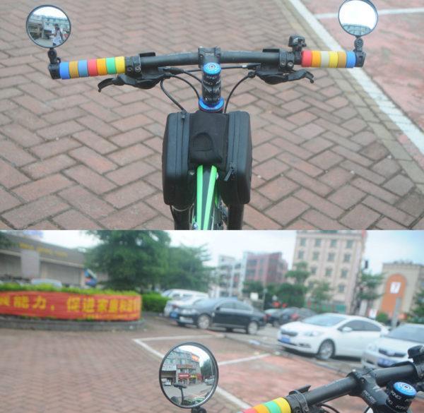 Зеркало заднего вида для велосипеда OQsport