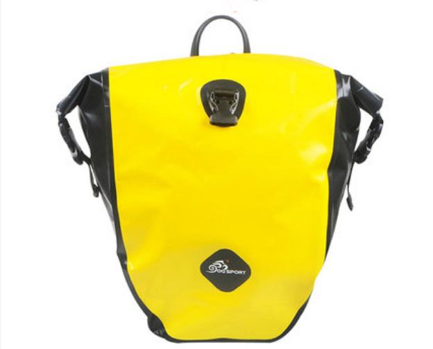 vodonepronicaemaja sumka shtany na bagazhnik velosipeda velobaul oqsport 03 - Водонепроницаемая сумка-штаны на багажник велосипеда (велобаул) OQsport: двойная и одинарная (25 л) модели, IPX5