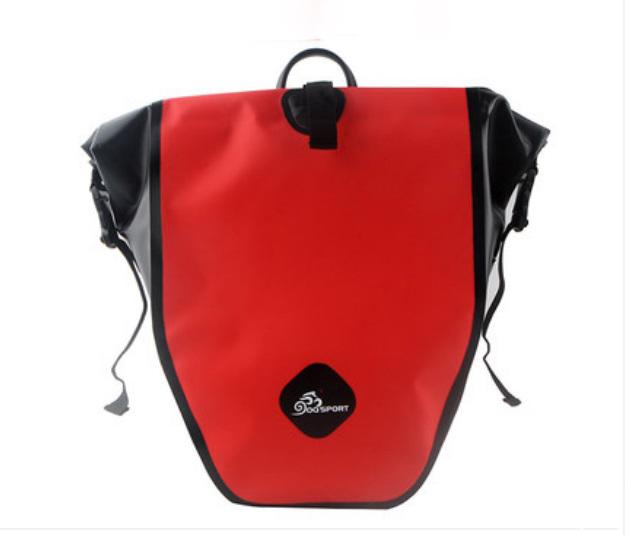vodonepronicaemaja sumka shtany na bagazhnik velosipeda velobaul oqsport 05 - Водонепроницаемая сумка-штаны на багажник велосипеда (велобаул) OQsport: двойная и одинарная (25 л) модели, IPX5