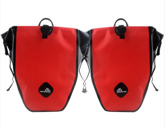vodonepronicaemaja sumka shtany na bagazhnik velosipeda velobaul oqsport 06 - Водонепроницаемая сумка-штаны на багажник велосипеда (велобаул) OQsport: двойная и одинарная (25 л) модели, IPX5