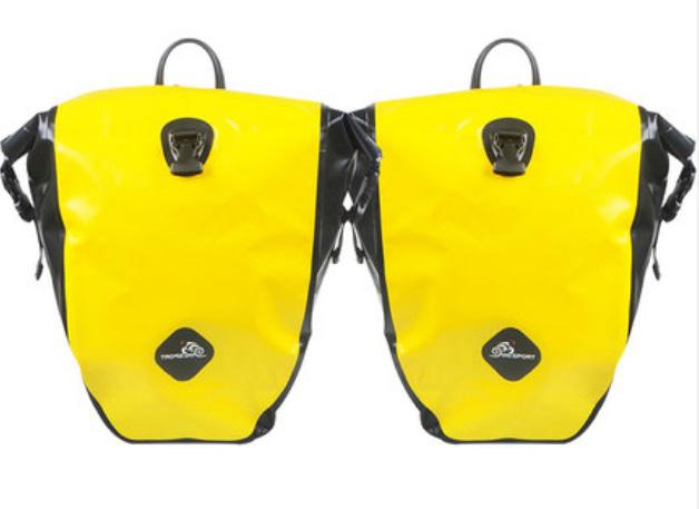 vodonepronicaemaja sumka shtany na bagazhnik velosipeda velobaul oqsport 07 - Водонепроницаемая сумка-штаны на багажник велосипеда (велобаул) OQsport: двойная и одинарная (25 л) модели, IPX5