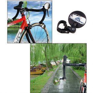 zerkalo zadnego vida dlja velosipeda oqsport 09 300x300 - Зеркало заднего вида для велосипеда OQsport: крепление на руль 18-28 мм, 360° регулировка, диаметр 45 мм/75 мм, выпуклое