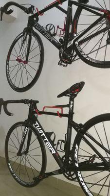 Подвесное настенное крепление (держатель) для велосипеда OQsport