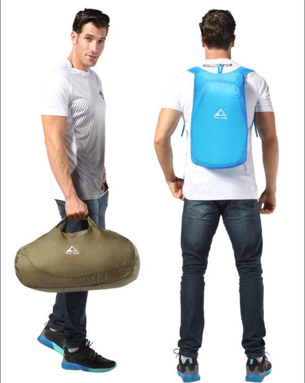 Ультралегкий складной рюкзак PLAY-KING