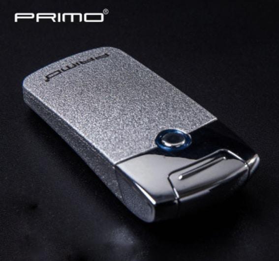 2 - Плазменная электроимпульсная USB-зажигалка Futura Primo: цинковый сплав, ветрозащита