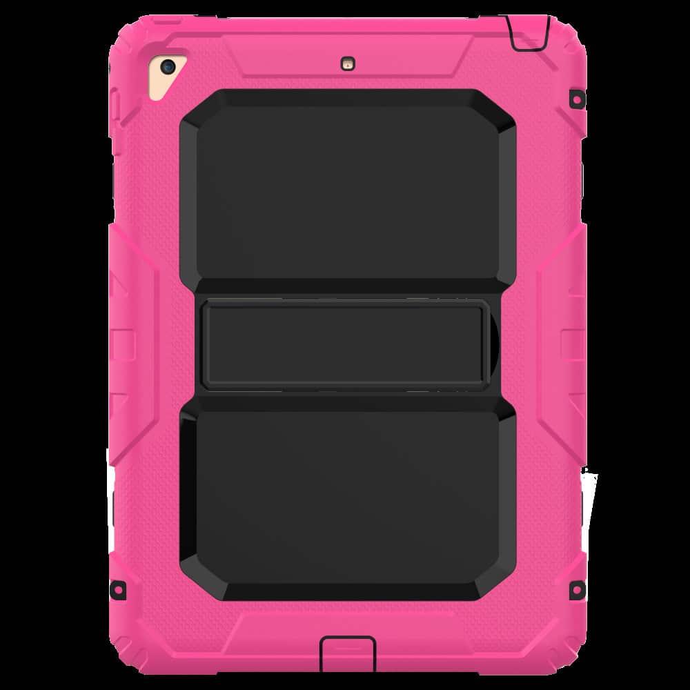 Противоударный чехол для планшетов iPad, Samsung Galaxy Tab: защитная конструкция 3 в 1 (корпус+экран), встроенная подставка 216877