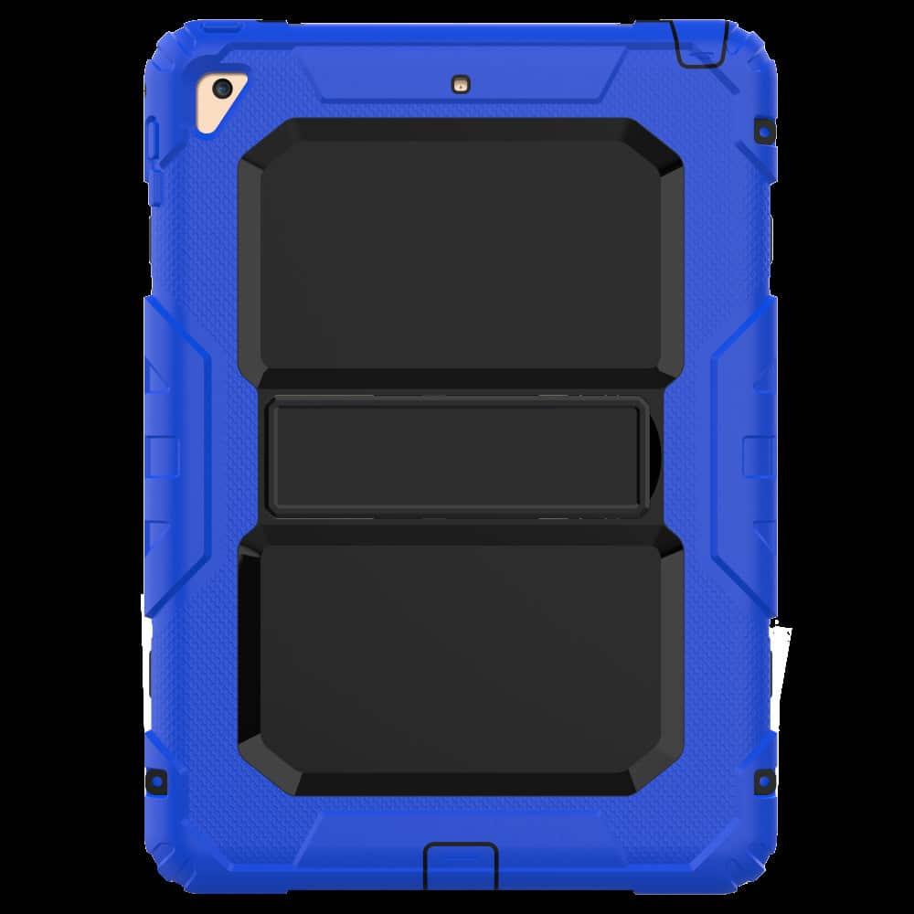 Противоударный чехол для планшетов iPad, Samsung Galaxy Tab: защитная конструкция 3 в 1 (корпус+экран), встроенная подставка 216880