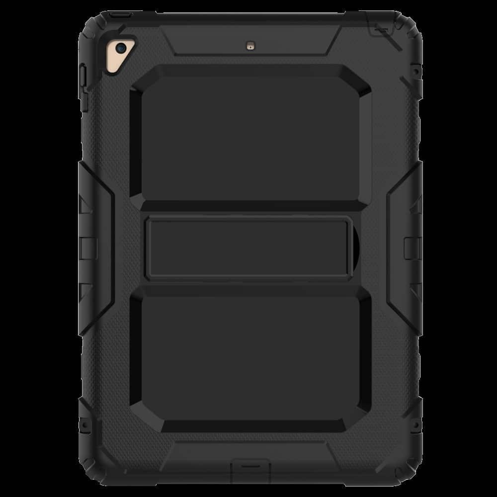 Противоударный чехол для планшетов iPad, Samsung Galaxy Tab: защитная конструкция 3 в 1 (корпус+экран), встроенная подставка 216885