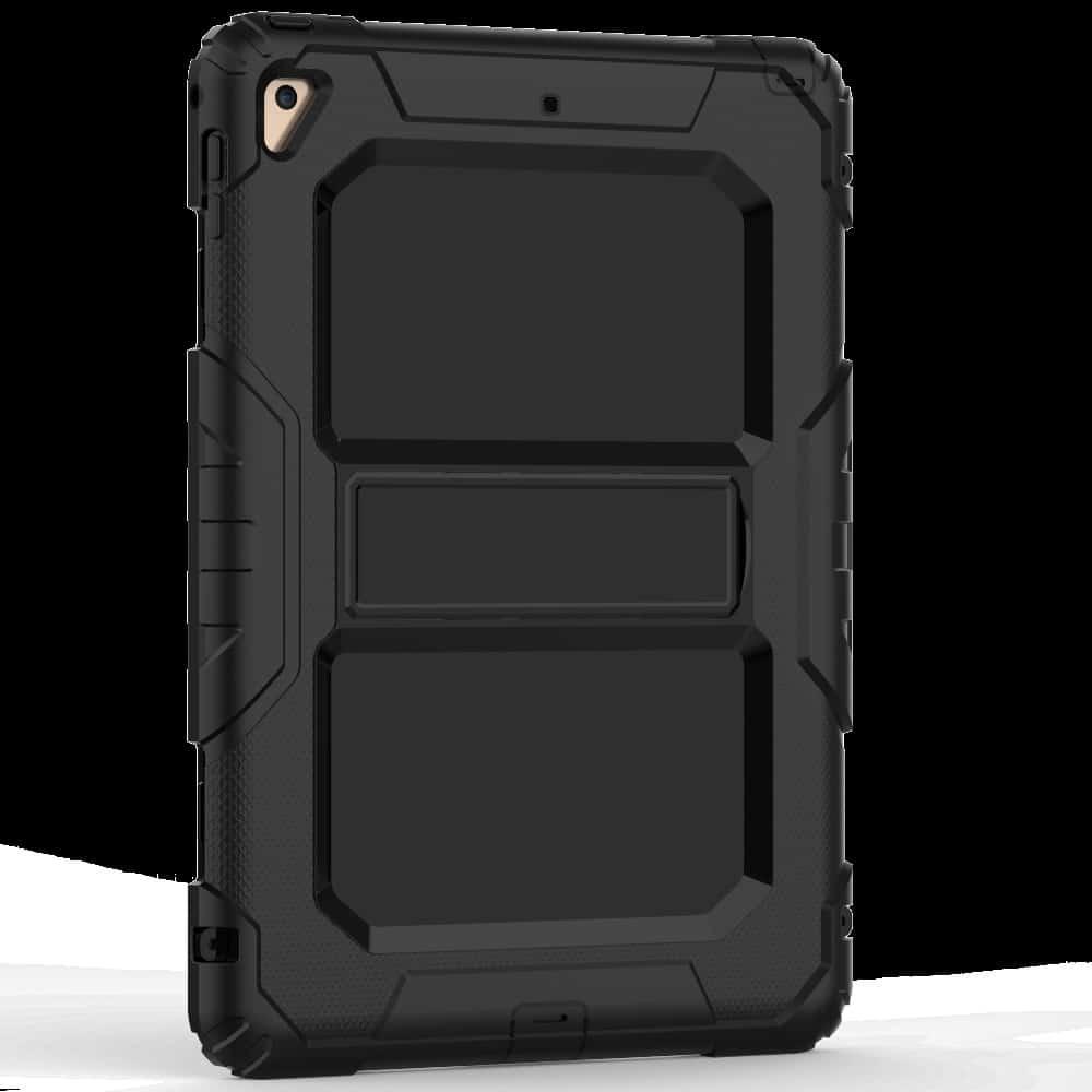 Противоударный чехол для планшетов iPad, Samsung Galaxy Tab: защитная конструкция 3 в 1 (корпус+экран), встроенная подставка 216887