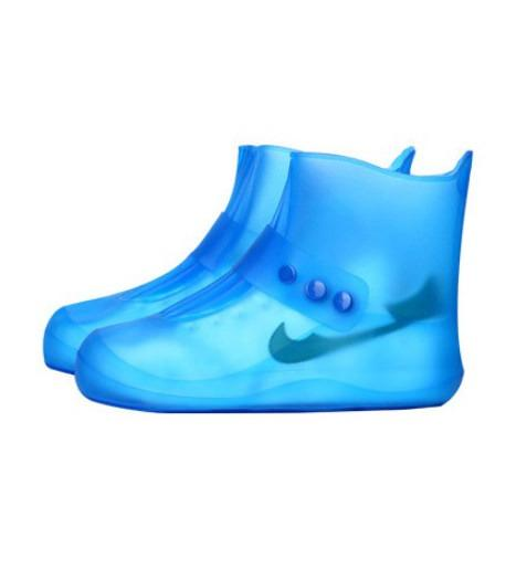 Водонепроницаемые чехлы от дождя и грязи на обувь (драйстепперы, многоразовые бахилы)