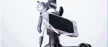 derzhatel dlja telefona na rul velosipeda oqsport 06 - Держатель для телефона на велосипед (на руль) OQsport - 360° вращение