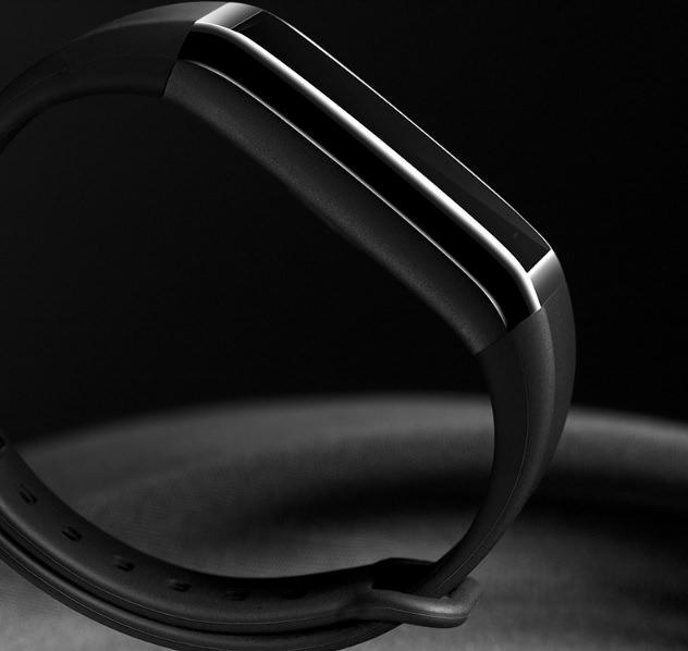 fitnes braslet amazfit cor 01 - Фитнес-браслет Amazfit Cor: пульсометр, до 50 м под водой, 2.5D Corning Gorilla Glass, 12 дней без зарядки, iOS/ Android