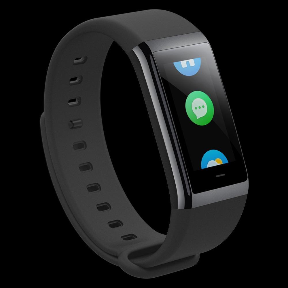 Фитнес-браслет Amazfit Cor: пульсометр, до 50 м под водой, 2.5D Corning Gorilla Glass, 12 дней без зарядки, iOS/ Android 218082
