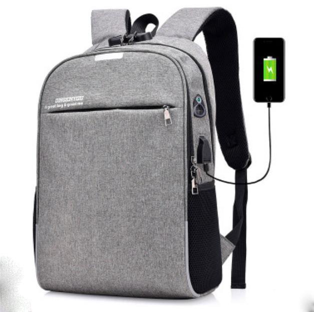 Умный USB-рюкзак Bobby D-822 (встроенный USB-порт)