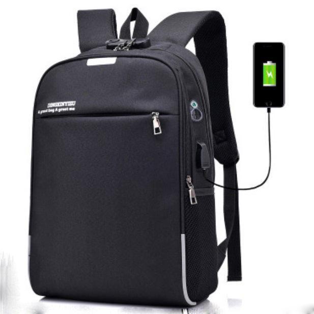 Умный USB-рюкзак-антивор Bobby D-822