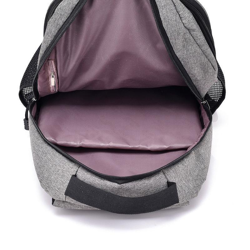 Умный USB-рюкзак Bobby D-822 (встроенный USB-порт) 217619