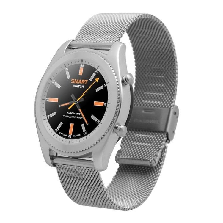 Умные часы No.1 S9 – Bluetooth, фитнес датчики, 380 мАч, 1.3-дюймовый сенсорный экран 218365