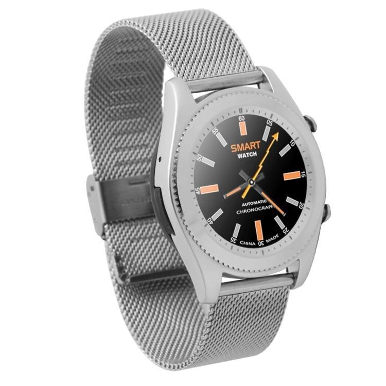 Умные часы No.1 S9 – Bluetooth, фитнес датчики, 380 мАч, 1.3-дюймовый сенсорный экран 218366