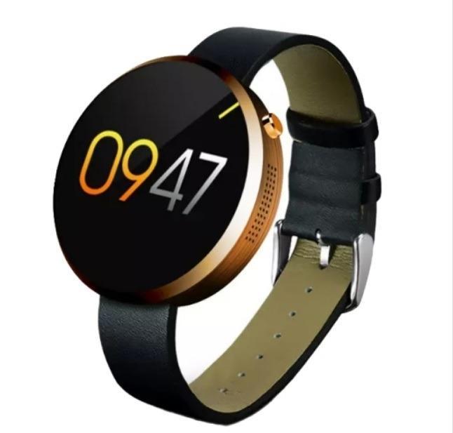 Спортивные смарт-часы DM360: Bluetooth 4.0, шагомер, пульсометр, звонки+смс, IP53, поддержка Android/ iOS, 320 мАч