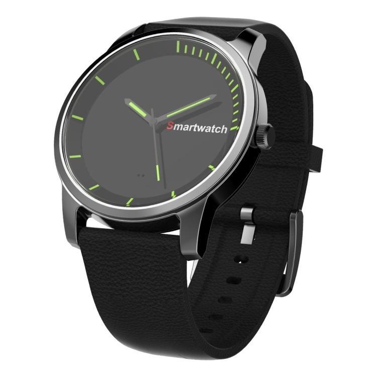 Водонепроницаемые смарт-часы S-68: Bluetooth 4.0, IP68, синхронизация со смартфоном, Android/ iOS, 90 дней без подзарядки