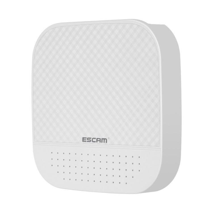 Сетевой видеорегистратор NVR ESCAM PVR204: 2CH облачные каналы + 4CH Onvif каналы, поддержка до 6 1080P IP-камер