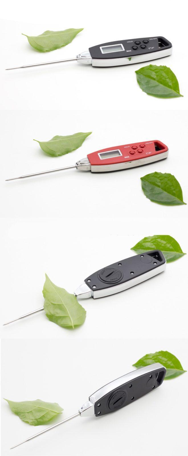 kuhonnyj termometr jelektronnyj kitchenhelper 02 - Кухонный термометр электронный KitchenHelper
